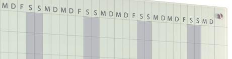 Whiteboard Glas Planung